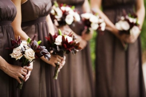 30 Gorgeous Pantone's Carafe Brown Wedding Color Palette Ideas