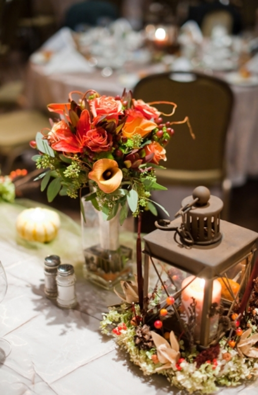 Gorgeous Pantones Carafe Brown Wedding Color Palette Ideas