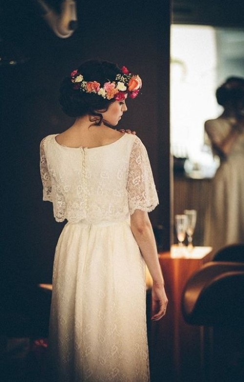 30 Graceful And Gorgeous Bohemian Wedding Looks To Get Inspired