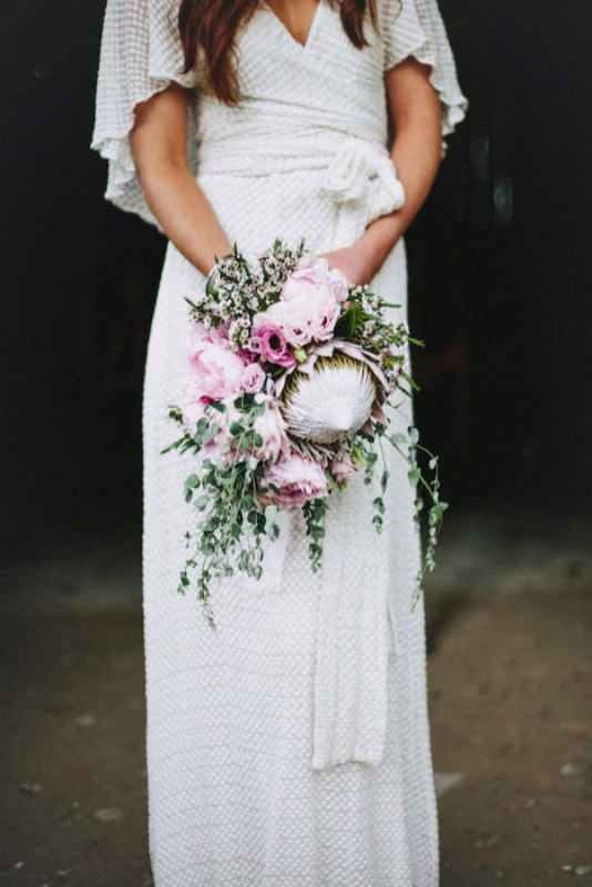 Graceful And Gorgeous Bohemian Wedding Looks To Get Inspired