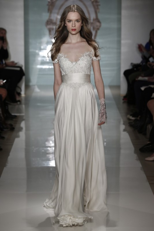 Picture Of magnificent off the shoulder wedding dresses  10