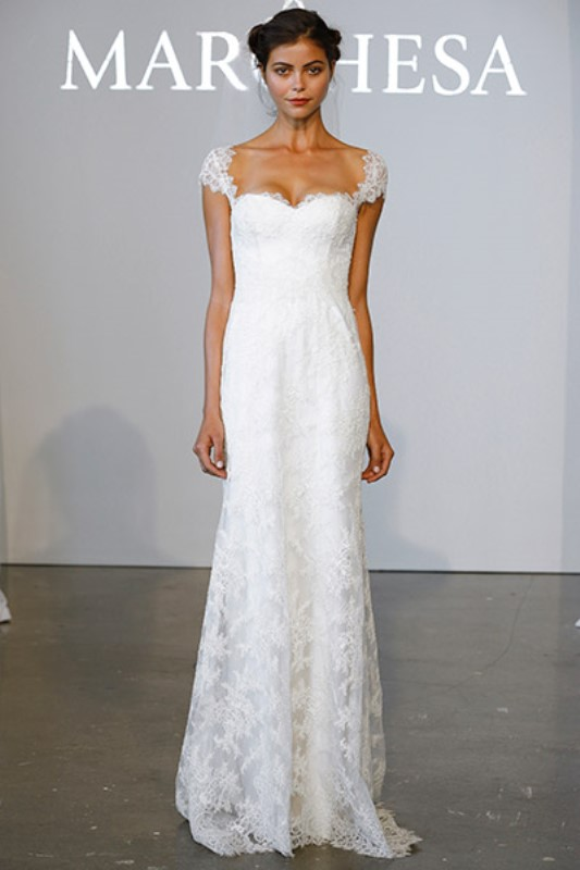 Picture Of magnificent off the shoulder wedding dresses  18