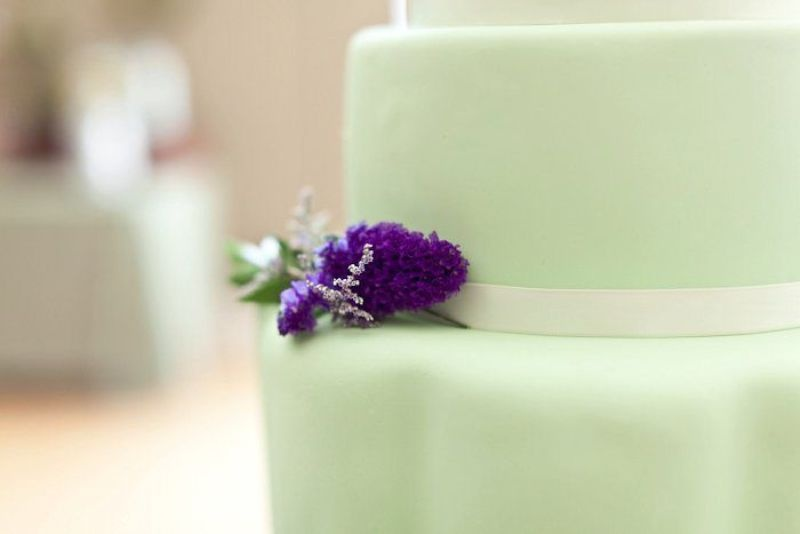 Mint Green And Purple Wedding Cakes - 5000+ Simple Wedding Cakes
