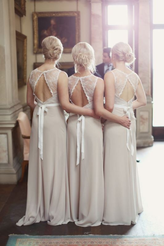 Picture Of most beautiful neutral bridesmaids dresses  20