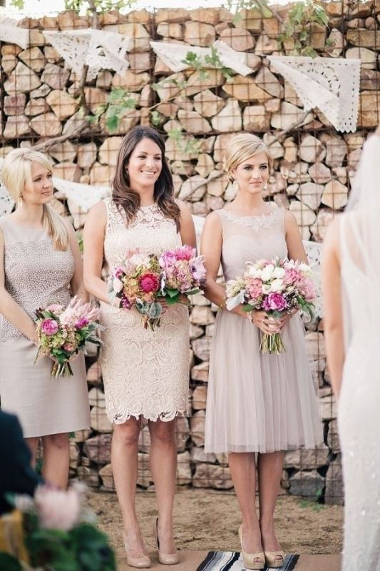 Picture Of most beautiful neutral bridesmaids dresses  9