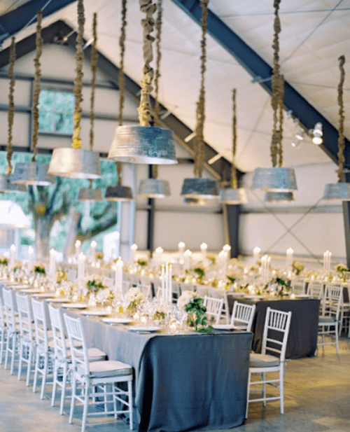 Romantic And Whimsical Wedding Lightning Ideas And Inspiration