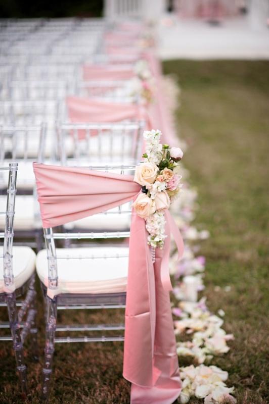 Light Pink Wedding Inspirational Ideas