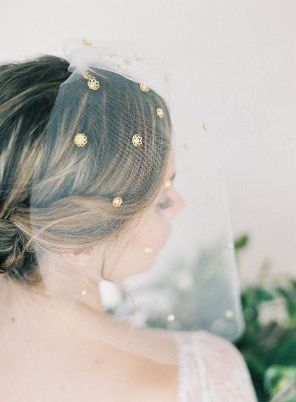 Show Stopping Wedding Veils Looks To Steal