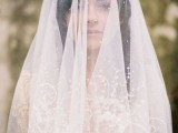 30 Show Stopping Wedding Veils Looks To Steal