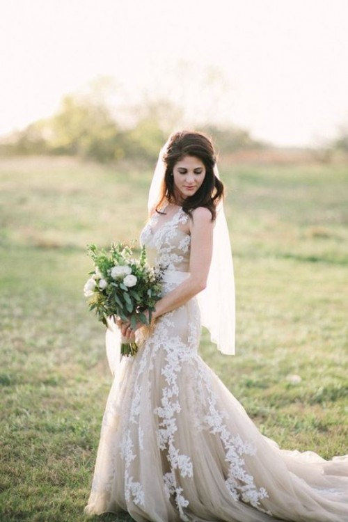 Dress For Backyard Wedding 30 stylish and pretty backyard wedding dresses - weddingomania
