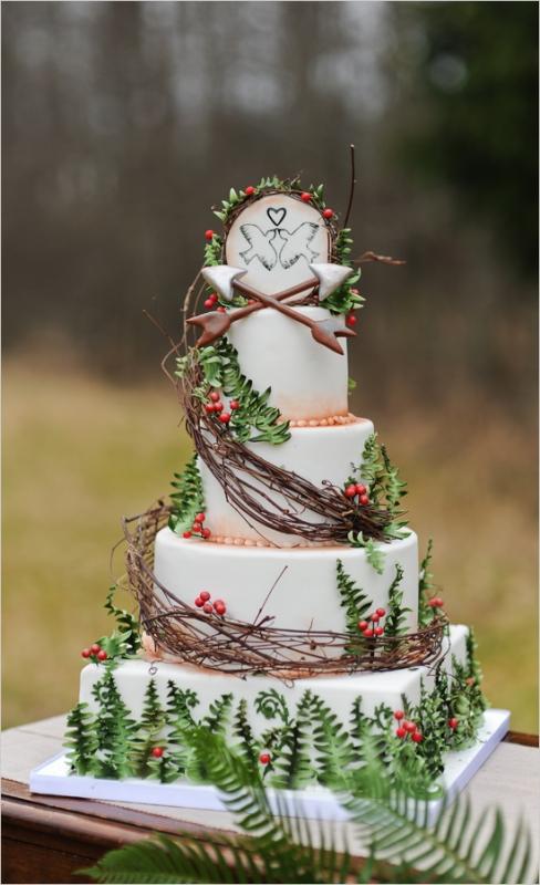 30 Most Creative Wedding Cake Designs To Inspire
