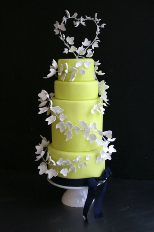 30 Most Creative Wedding Cake Designs To Inspire - Weddingomania