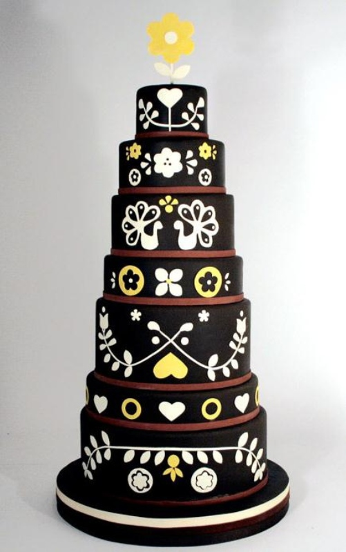 30 most creative wedding cake designs to inspire weddingomania