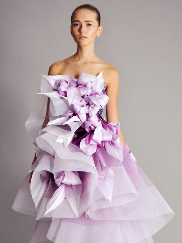 Picture Of Trendy And Gorgeous Radiant Orchid Wedding Ideas