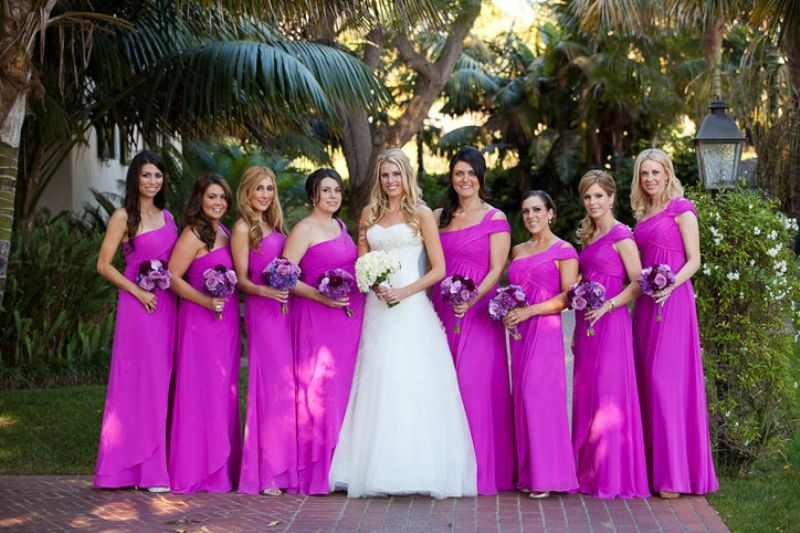 Trendy And Gorgeous Radiant Orchid Wedding Ideas