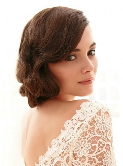Vintage Hairstyle Wedding Hair Updos