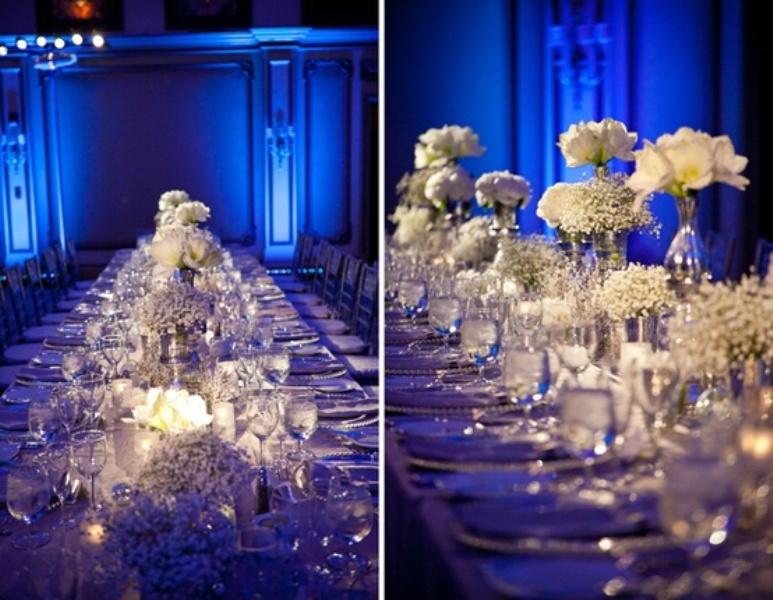 30 Wedding Long Tables And Receptions Ideas - Weddingomania