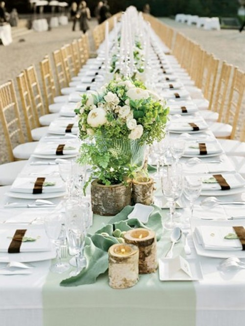 30 wedding long tables and receptions ideas weddingomania wedding long tables and receptions ideas junglespirit