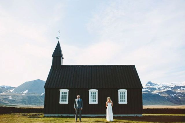 Picture Of Iceland Elopement Ideas For Brave Couples 7