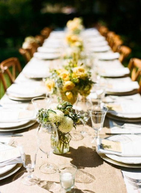 Delicieux Rustic Styled Rehearsal Dinner Decor Ideas