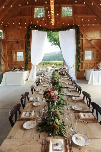 30 Rustic Styled Rehearsal Dinner Decor Ideas Weddingomania