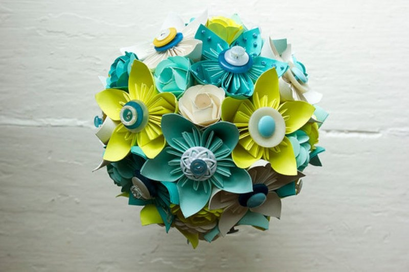 31 Awesome Origami Wedding Inspirational IdeasWeddingomania