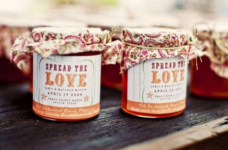 31 delicious and pretty edible fall wedding favors photo 14