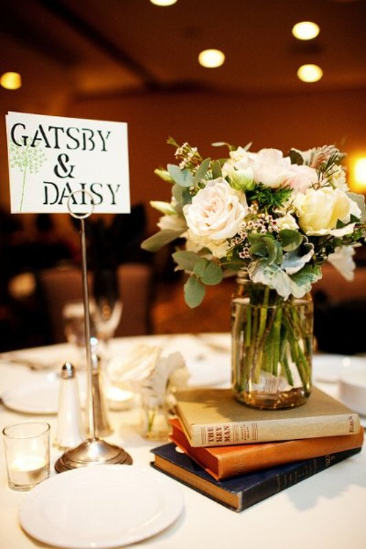 Unique And Whimsical Table Name Ideas