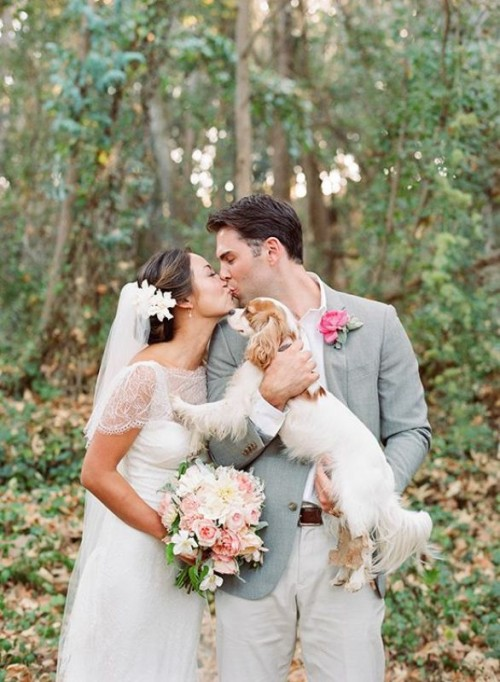 Cutest Ways To Get Your Furry Friends Wedding Ready