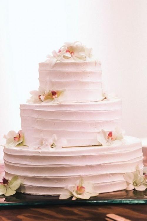 32 Romantic Light Pink Wedding Cakes Weddingomania