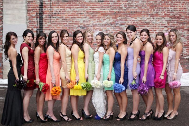 Unique Bridesmaid Dress Ideas Bridesmaid Dresses Ideas