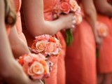 33 Cheery Orange Wedding Ideas