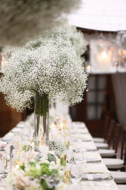 Picture of stylish modern wedding centerpieces to get inspired junglespirit Images