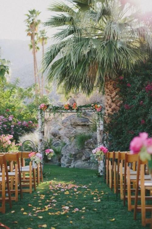 34 Awesome Tropical Wedding Ceremony Ideas Weddingomania