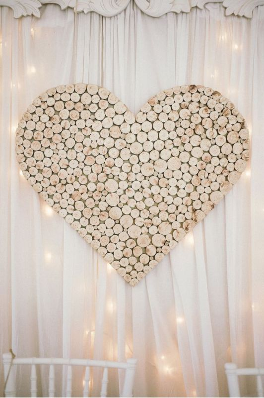 34 Most Creative Heart Wedding Theme Ideas Weddingomania