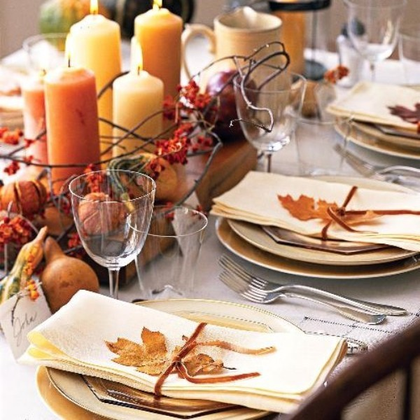35 Amazing Fall Wedding Table Decor Ideas