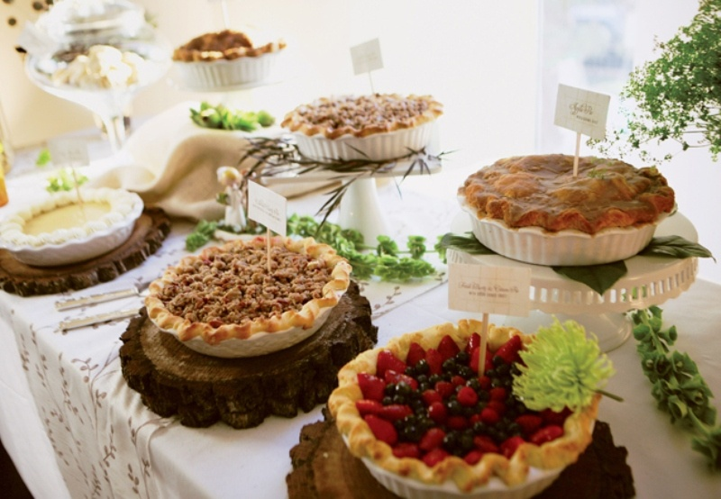 Picture of awesome wedding food bar ideas for any taste junglespirit Choice Image