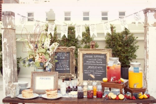Awesome Wedding Food Bar Ideas For Any Taste