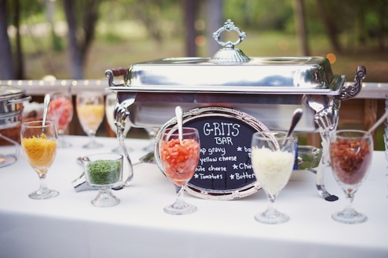 Elegant Awesome Wedding Food Bar Ideas For Any Taste