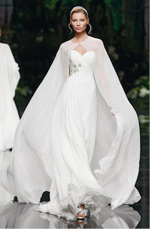 Beautiful Cover Ups Shawls And Capes For Autumn Brides