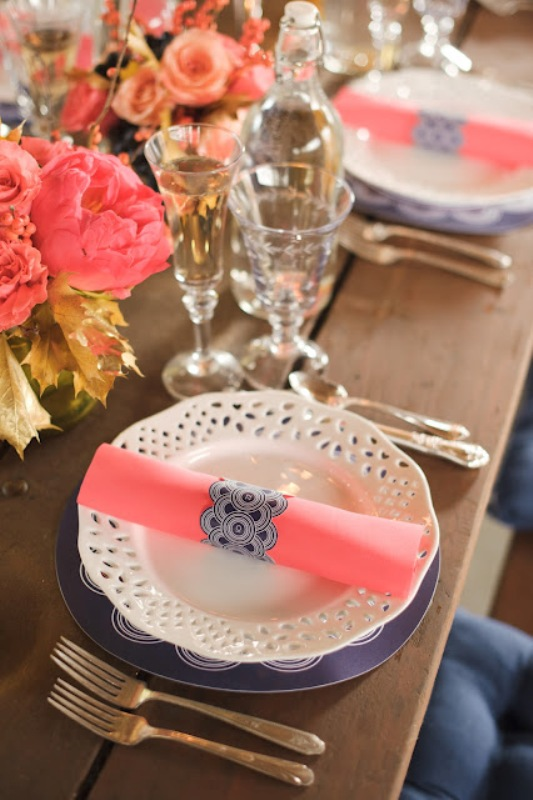 Coral Wedding Ideas 21 Spectacular Navy And A Blush