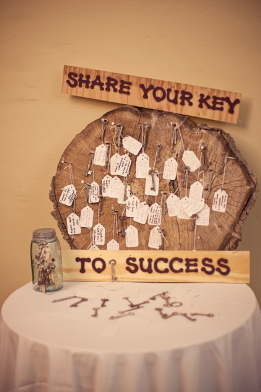 35 Non-traditional And Creative Wedding Guest Book Ideas ...