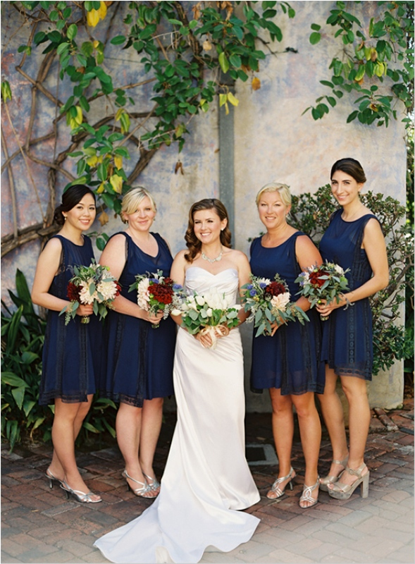 Peacock Colored Wedding Dresses