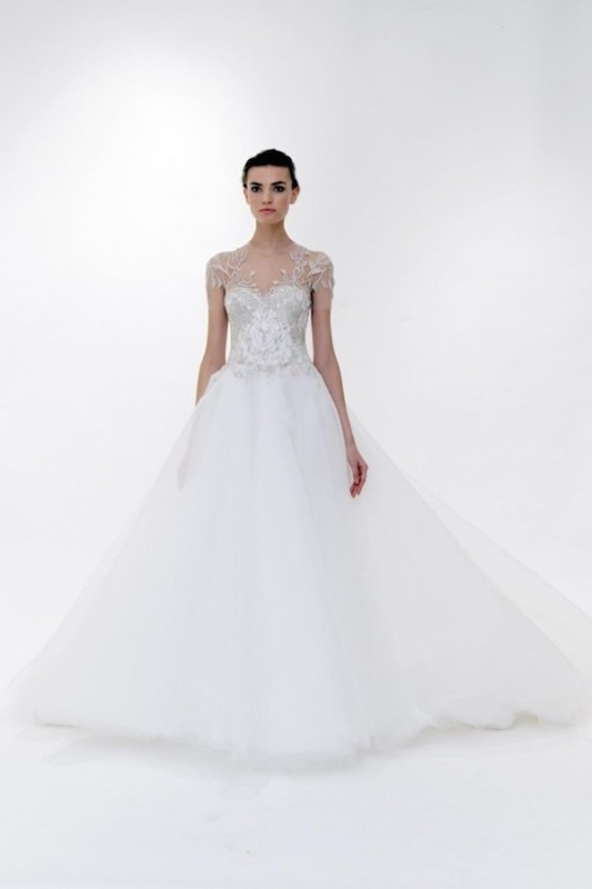 Picture Of stunning wedding dresses to feel like a princess  33