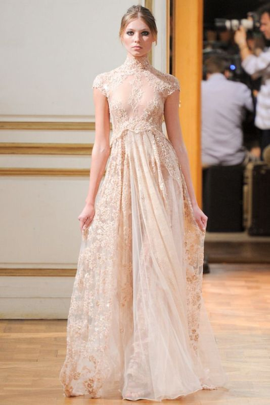 Picture Of stunning wedding dresses to feel like a princess  8