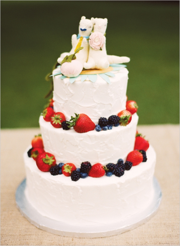 Cool Wedding Cakes 77 Simple Unique Wedding Cake Toppers