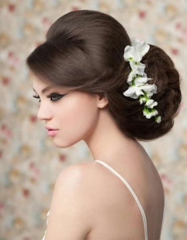 35 amazing wedding hair updo ideas weddingomania wedding updo ideas pmusecretfo Image collections