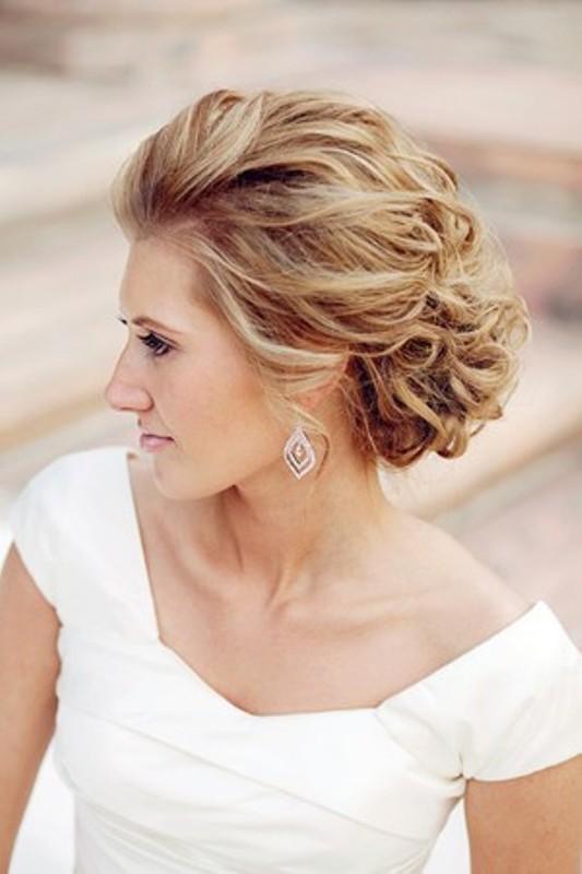 35 Amazing Wedding Hair Updo Ideas - Weddingomania