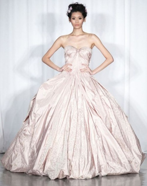 37 Best Dresses From Fashion Week For Brides