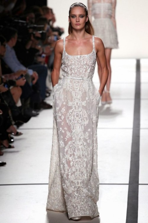 Best Dresses From Fashion Week For Brides